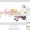 Beauty website design Hampshire