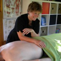Massage Therapy Winchester website design