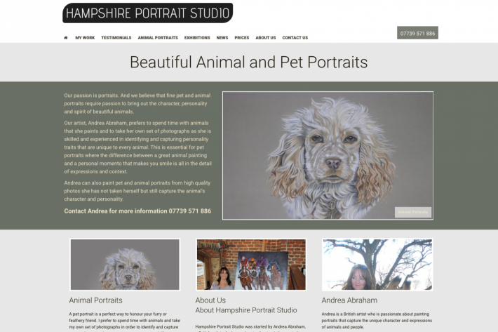 Hampshire Portrait Studio